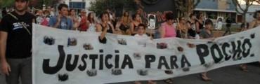 CASO POCHO FARIAS - TEXTO DEL DOCUMENTO LEIDO EN EL MOVIMIENTO DE DERECHOS HUMANOS