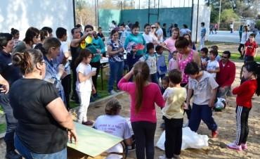 ACTIVIDADES RECREATIVAS EN INGENIERO THOMPSON