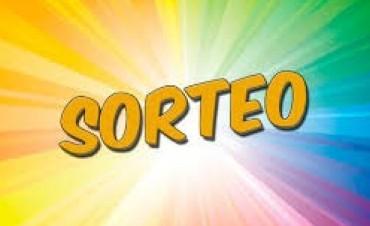 RIFA DE LA PARROQUIA - SEGUNDO SORTEO