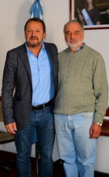 JORGE GARCIA SOLICITO LA REPAVIMENTACION DEL ACCESO ENTRE LAS RUTAS 33 Y 85