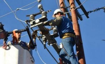 EDEN INFORMO QUE HABRA MICROCORTES DE ENERGIA POR MANIOBRAS