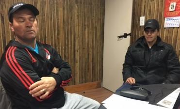 MARCELO DIAZ Y JOAQUIN ESTEBAN HABLARON DEL TIRO CON ARCO Y SU INSERCION EN TRES LOMAS