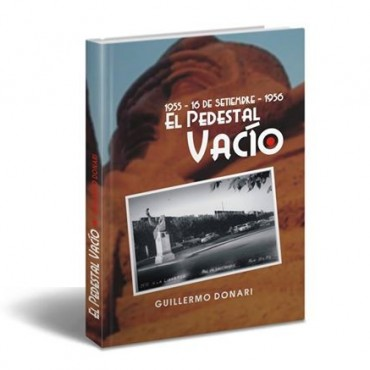 GUILLERMO DONARI PRESENTA UN NUEVO LIBRO: 'EL PEDESTAL VACIO'