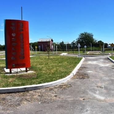 INNOVADORA REMODELACIÓN DEL PARQUE DE EDUCACIÓN VIAL