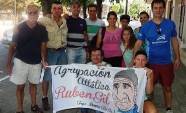 TRESLOMENSES EN LA MARATON DE CASBAS