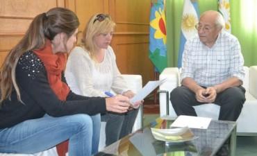 ENTREGARON CERTIFICADOS DE INSCRIPCION AL REGISTRO PROVINCIAL DE ORGANIZACIONES DE LA COMUNIDAD