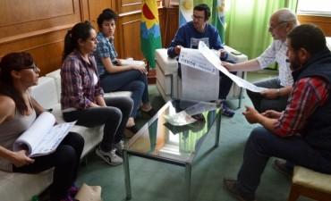EL MUNICIPIO ENTREGO SUBSIDIO PARA LA ESCUELA DE BOXEO DE UNION DEPORTIVA