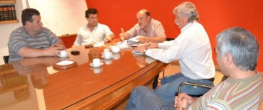 ANALIZAN PROYECTOS PRODUCTIVOS DE LOS VECINOS