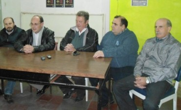MARTIARENA INAUGURÓ EL LOCAL PARTIDARIO