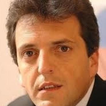 MARTIARENA RECIBIO EL APOYO DE SERGIO MASSA QUE PODRIA VISITAR LA CIUDAD
