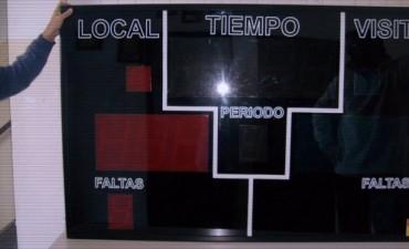 EL CEF Nº 48 RECIBIO EL TABLERO ELECTRONICO