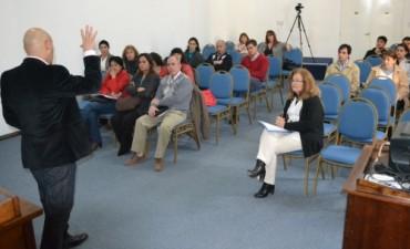 CAPACITACION REGIONAL SOBRE SISTEMAS INFORMATICOS DE SALUD