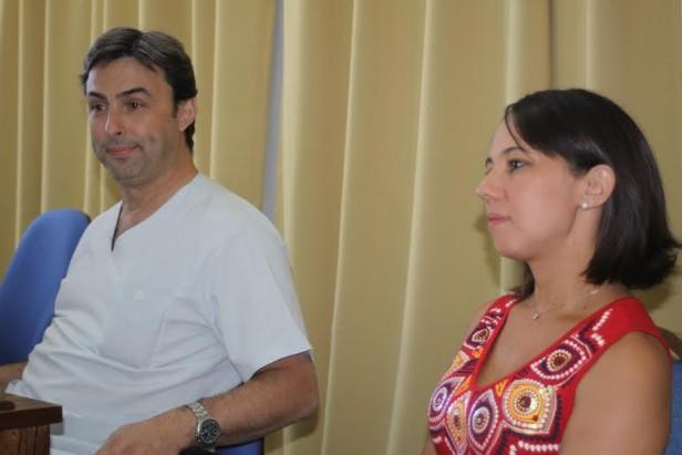 EL DOCTOR JUAN ANTONIO MARCH ES EL NUEVO DIRECTOR DE SALUD DEL MUNICIPIO
