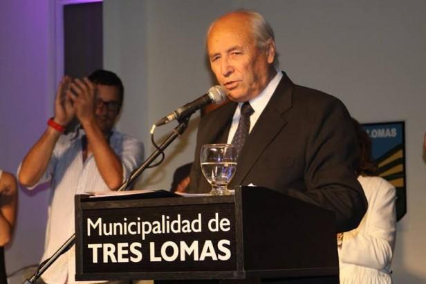 ALVAREZ CON LEGISLADORES E INTENDENTES DEL FRENTE PARA LA VICTORIA