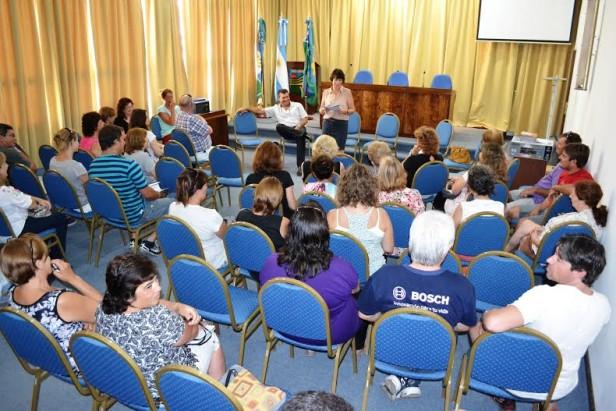 ORGANIZAN LOS FESTEJOS PARA EL 110º ANIVERSARIO