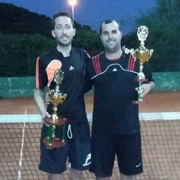 JUAN FRANCISCO MARCH GANO EL TORNEO DE TENIS