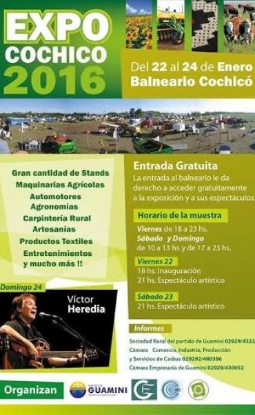 GUAMINÍ Y LA ZONA YA PALPITAN LA EXPO COCHICÓ 2016