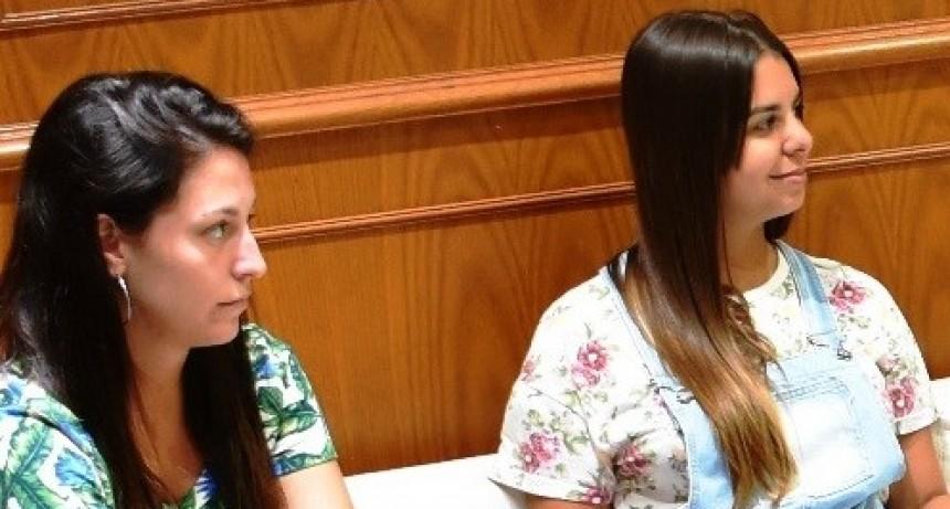 AGRIPINA SANCHEZ Y VICTORIA MORERO HABLARON DEL PROYECTO QUE REALIZAN CON ABUELOS