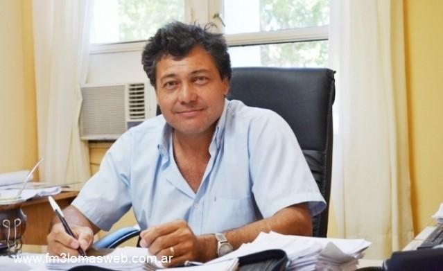 """CARLOS DREESSEN: """"RECIBIMOS UN ALERTA METEOROLÓGICO Y ESTÁBAMOS ATENTOS A LO QUE PODÍA PASAR"""""""