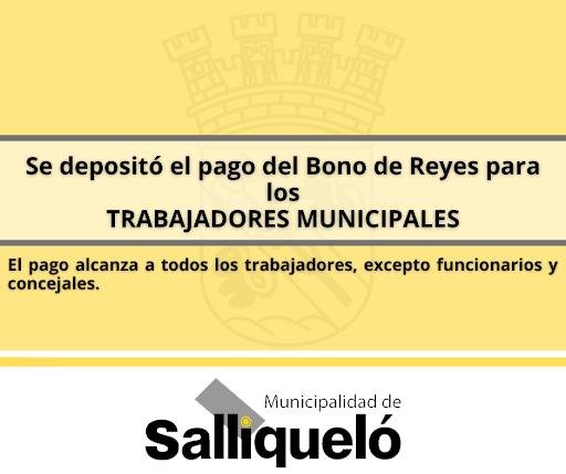 SE PAGÓ EL BONO DE REYES