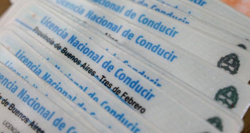 PRÓRROGA DEL VENCIMIENTO DE LAS LICENCIAS DE CONDUCIR