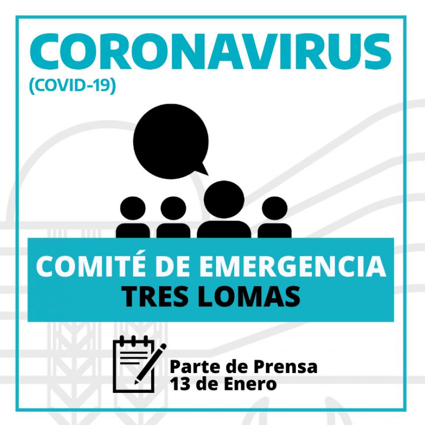 SE REUNIO EL COMITÉ DE EMERGENCIA. PREOCUPA EL CRECIMIENTO DE LA CARGA VIRAL