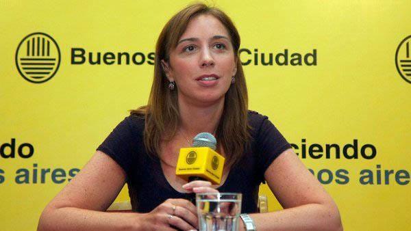 MARIA EUGENIA VIDAL EN CONFERENCIA DE PRENSA JUNTO AL RADICALISMO