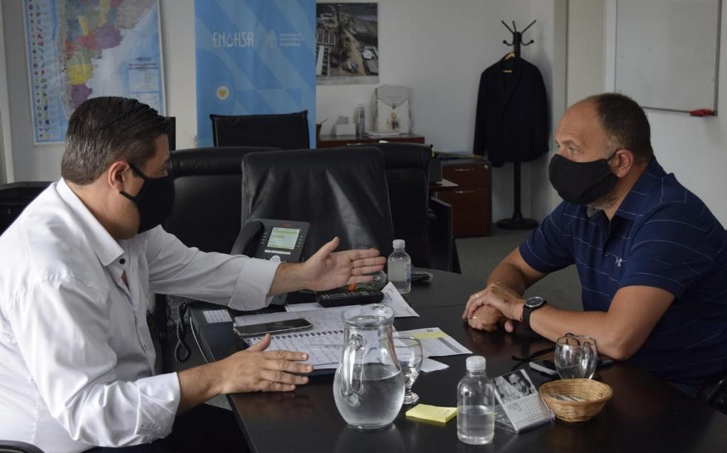 EL DIPUTADO PABLO GARATE RECLAMÓ POR LOS PROBLEMAS DEL AGUA EN BAHÍA BLANCA Y PUNTA ALTA