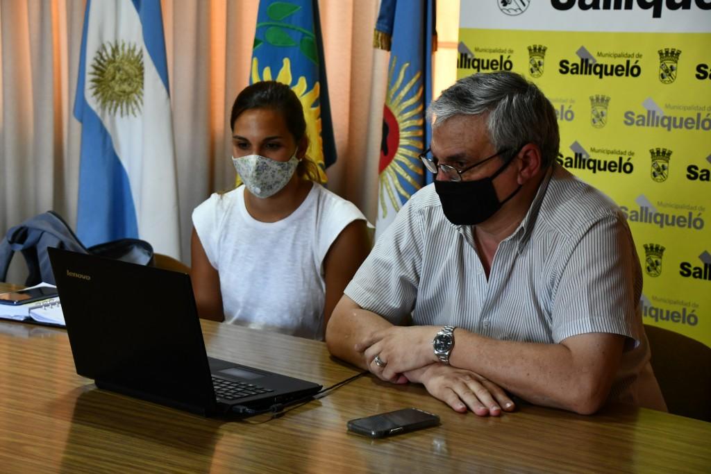 SALLIQUELO ESTUVO PRESENTE EN LA ASAMBLEA DEL FIDEICOMISO RAMCC