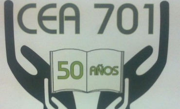 EL CEA N° 701 OFRECE LA POSIBILIDAD DE TERMINAR LA ESCUELA PRIMARIA