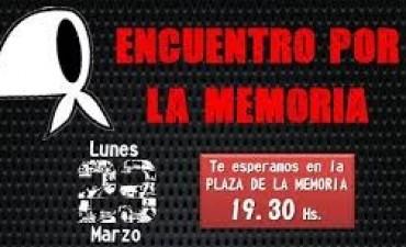 LUNES 23 - VARIADA ACTIVIDAD EN UN 'ENCUENTRO POR LA MEMORIA'