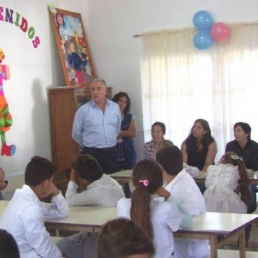 EL CENTRO EDUCATIVO COMPLEMENTARIO N°804 FESTEJÓ SU PRIMER AÑO DE VIDA