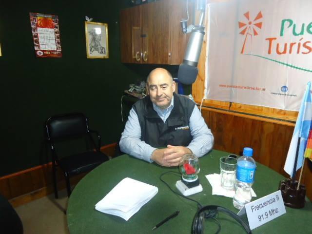 DADI FERNANDEZ ANUNCIO SU PRECANDIDATURA A INTENDENTE DE GUAMINI