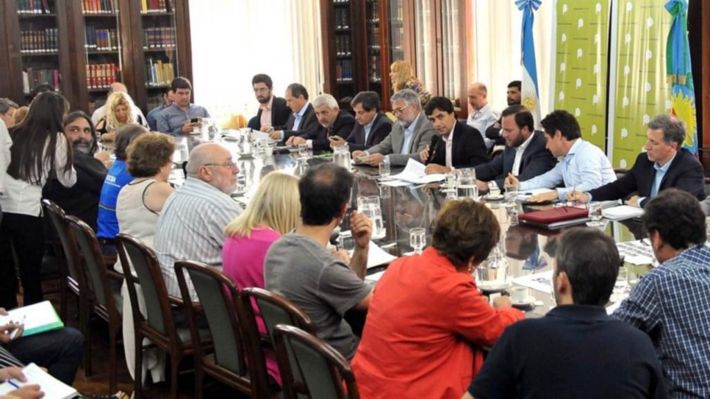 GOBIERNO Y GREMIOS DOCENTES BUSCARAN LLEGAR A UN ACUERDO EN UNA NUEVA REUNION PARITARIA