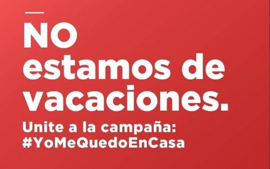 """CONFERENCIA DE PRENSA POR EL CORONAVIRUS – DR. JUAN MARCH: """"QUE LOS CHICOS PERMANEZCAN EN CASA SIN CONTACTO CON SUS AMIGOS"""""""