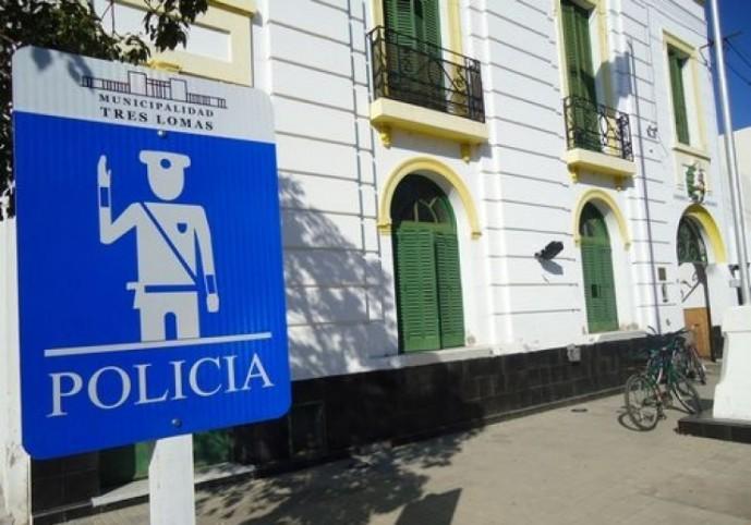 INTENSIFICAN EL CONTROL POLICIAL DENTRO DEL PUEBLO