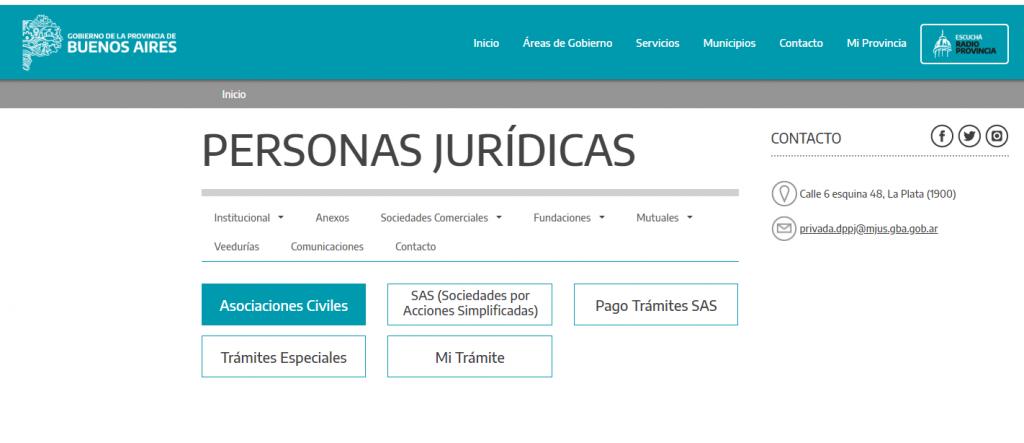 REGISTRO VOLUNTARIO DE ASOCIACIONES CIVILES Y MUTUALES