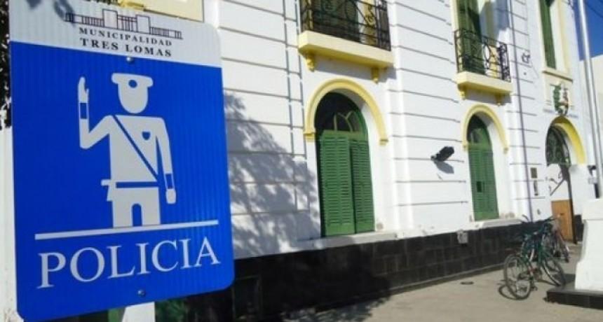 ENCUENTRAN UNA PERSONA SIN VIDA EN EL CENTRO DE LA PLAZA PUBLICA