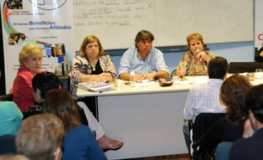 REUNION DE SECRETARIOS GENERALES DE LA FEB: RATIFICARON AGENDA DE RECLAMOS DE TEMAS PENDIENTES
