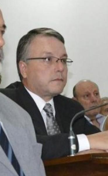 """JOSE LUIS CRIADO: """"EL DISCURSO DEL INTENDENTE ALVAREZ FUE MUY POBRE, COMO SU GOBIERNO"""""""