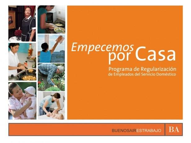 JORNADA DE CAPACITACIÓN PARA EMPLEADOS DE CASAS PARTICULARES