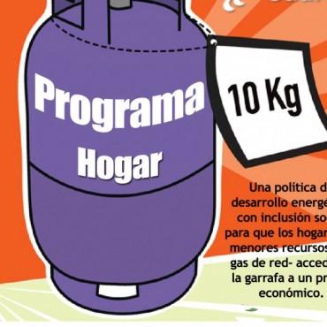 PROMUEVEN EL ACCESO AL PROGRAMA HOGAR