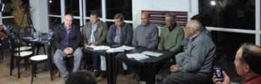 ANUNCIARON LA CONSTRUCCION DE UN KARTODROMO EN INGENIERO THOMPSON