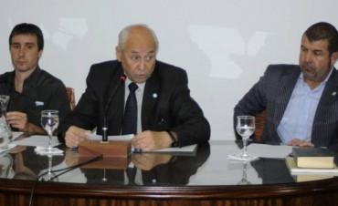 ROBERTO ALVAREZ INAUGURO EL PERIODO DE SESIONES Y CRITICO DURAMENTE AL GOBIERNO DE MAURICIO MACRI