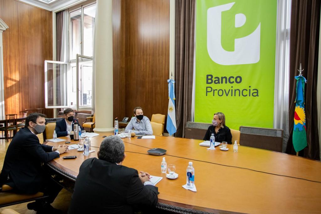 NOSETTI PARTICIPÓ DE LA PRESENTACIÓN DE LA NUEVA LÍNEA DE PROVINCIA LEASING PARA MUNICIPIOS