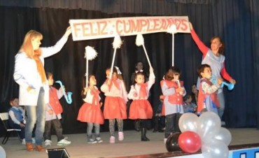 SE CELEBRÓ EL 112º ANIVERSARIO