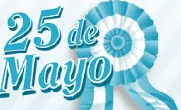ACTO POR EL 25 DE MAYO