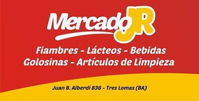 MERCADO JR ABRE SUS PUERTAS