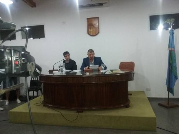 EL CONCEJO DELIBERANTE APOYA LAS GESTIONES PARA QUE EL CENS 451 TENGA EDIFICIO PROPIO