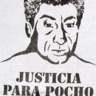 RUEDA DE PRENSA EN EL MOVIMIENTO INDEPENDIENTE POR LOS DERECHOS HUMANOS PIDIENDO JUSTICIA POR LA MUERTE DE FARIAS